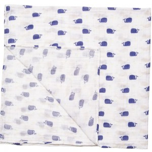 ADEN & ANAIS Cotton Muslin Swaddle Blankets