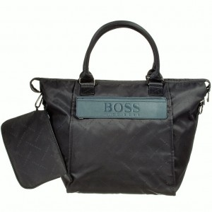 BOSS Navy Blue Baby Changing Bag