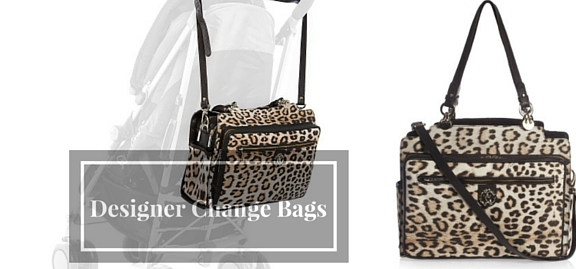 Designer Change Bags will make the living for your mothers and their kids easier