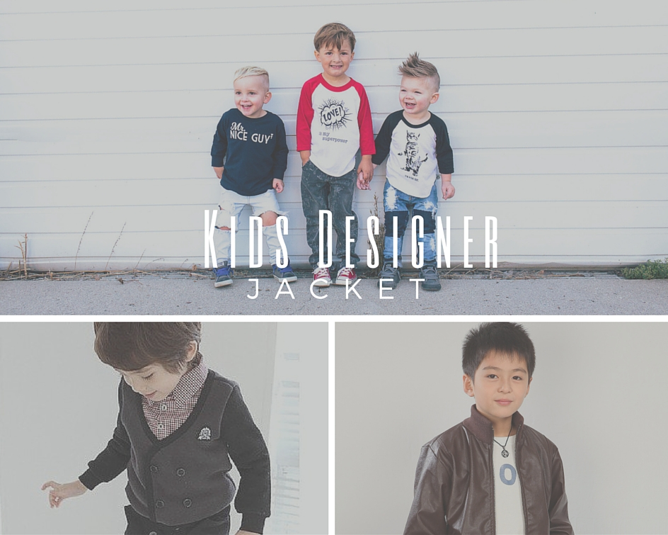 Kids Designer Jacket