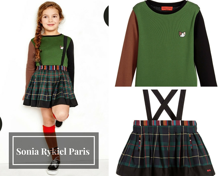 Sonia Rykiel Paris kids clothes