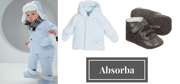 With an absolute taste and delicate style Absorba clothing for babies conquers hearts of the tiniest customers