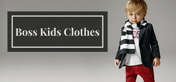 Premium. Trendsetting. Stylish. Boss shows its loyalty to little fashionmongers and opens a new season of fashion