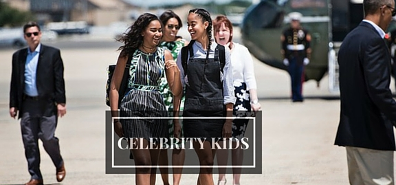 Top 8 little celebrities whose outfit will make your child crazy with the brilliance and style of their clothes!