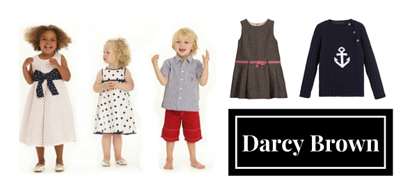 Inhale the future with exquisite and absolutely stunning Darcy Brown kids shirts – for every day perfection