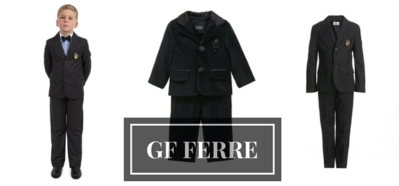 Make your kid's usual world unusual, full of bright colors and up-to-date prints dressing him up in GF Ferre children's clothes