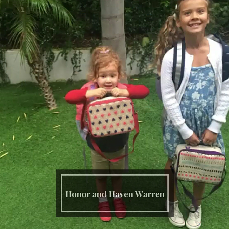 Honor and Haven Warren