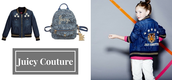 No time to explain – dress your kid up in renewed and ravishing Juicy Couture childrenswear