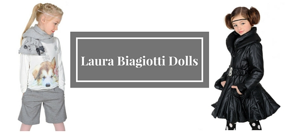 This brand will conquer hearts of all fashion followers – Laura Biagiotti Dolls clothes are ideals for your precious child