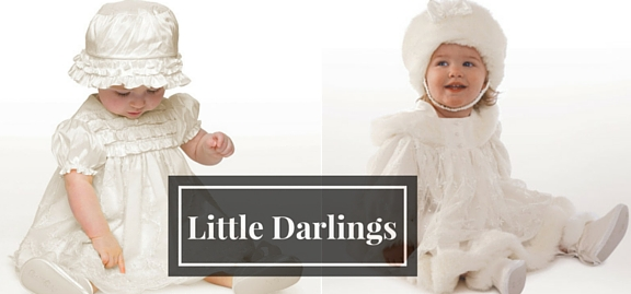 Make just a small step towards the perfection and elaborate styling with Little Darlings clothes for children