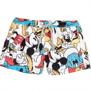 MC2 ST BARTH Boys Disney Cartoon Print Swim Shorts