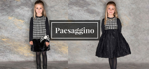 Let's focus on the future of our children and provide them only with the best things – Paesaggino clothes for kids are one of them