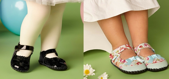 Choose Pediped shoes for children! Why? Because kids will definitely feel the difference!