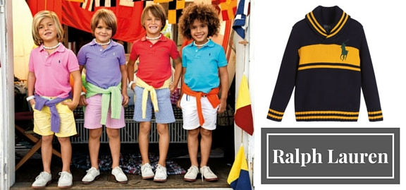 We invite you to visit our world of Ralph Lauren childrenswear where kids' dreams are bound to be true