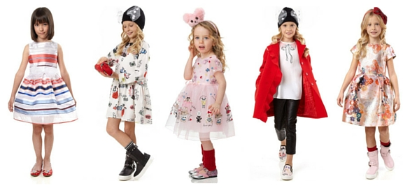 Wipe the slate and choose a new path where gorgeous and luxury Simonetta clothing for kids awaits its little clients