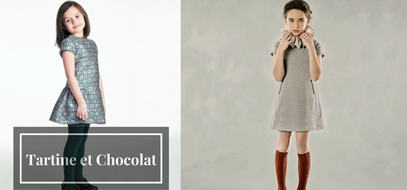 An absolute hallmark represents a marvelous collection of Tartine et Chocolat cashmere babywear