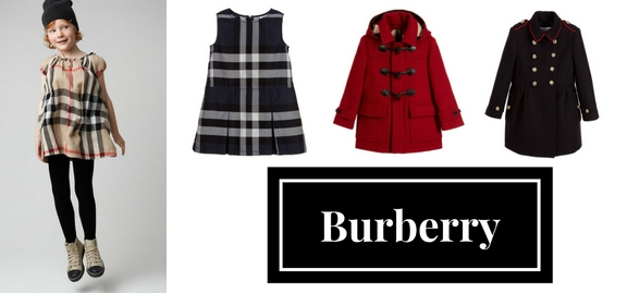A new effortless collection is ready to veil Burberry girls dresses which have been noted for elegance and delicacy