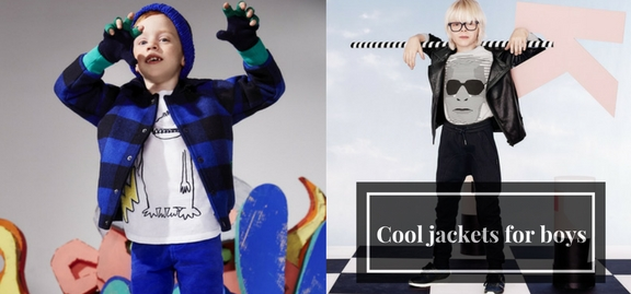 Cool jackets for boys are gaining more and more attention and recognition – accept new arrivals from best brands