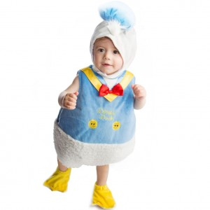 DISNEY BABY 'Donald Duck' Costume (3 Piece Set)