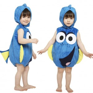 DISNEY BABY 'Dory' Fish Dress-Up Baby Costume