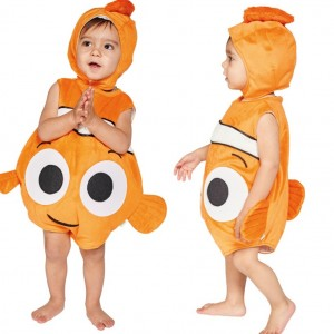 DISNEY BABY 'Nemo' Fish Dress-Up Baby Costume