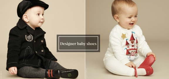 Associated with passion and innovation designer baby shoes are high quality and incredibly stylish