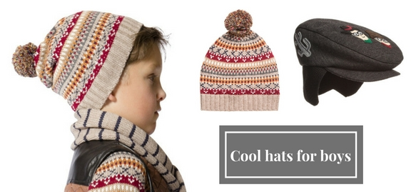 Check out the newest arrivals from the most recognized designers of the globe – get some new cool hats for boys