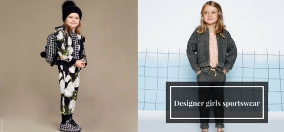 New designer collection for those who cannot do without sport – get trendy arrivals of girls sportswear