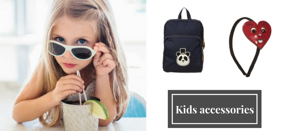 Chic, iconic and gorgeous kids accessories are ideal to complete your baby's look and make it refreshing