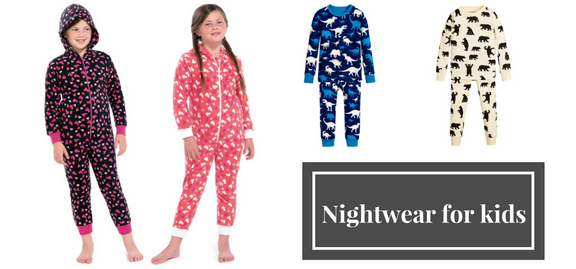 Creating premium designs and exquisite styles designers reveal coveted collections – the range of nightwear for kids is one of them