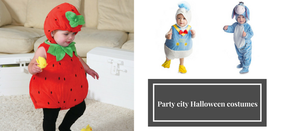 Luxury brands introduce a new creative range of party city Halloween costumes for kids which won't be left unnoticed this season