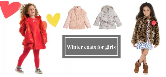 Explore high-end wardrobe essential from the top designers and get winter coats for girls