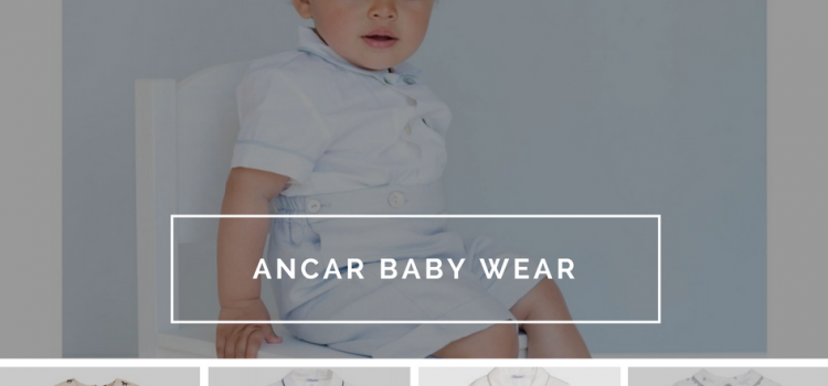 Ancar baby clothes is for smart little fashionistas who cannot live a day without designer clothing