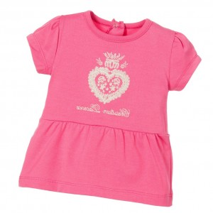 CHRISTIAN LACROIX Baby Girls Pink Jersey Dress